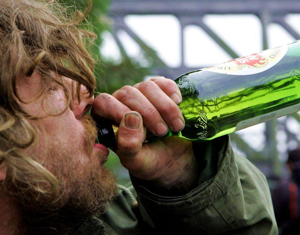 современный алкоголизм фото
