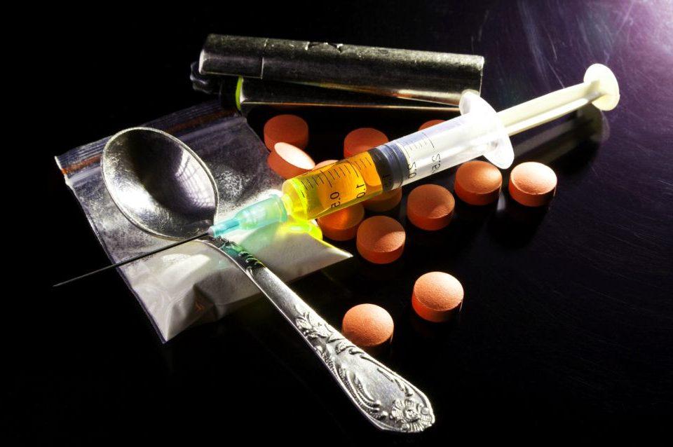 передозировка наркотиками фото